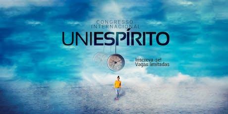 I Congresso Internacional da Uniespírito bilhetes