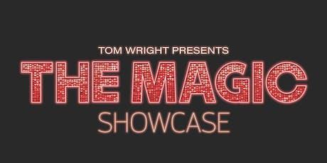 THE MAGIC SHOWCASE tickets