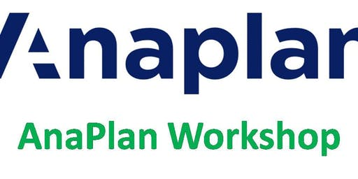 AnaPlan Workshop