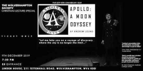 Apollo: A Moon Odyssey tickets