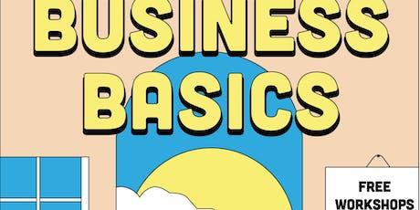 Business Basics Workshop tickets