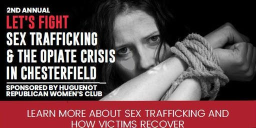 Fight Sex Trafficking & the Opiate Crisis in Chesterfield County