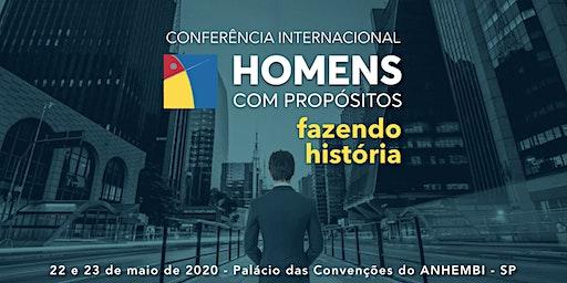 Conferência Homens com Propósitos 2020