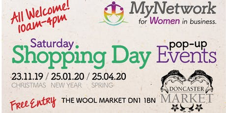 MyNetwork Women in Business Shopping Day tickets