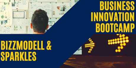 Business Innovation Bootcamp BizzModell & Sparkles tickets