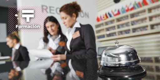 Técnicas de atención al cliente en la hostelería | Talentia Summit '19