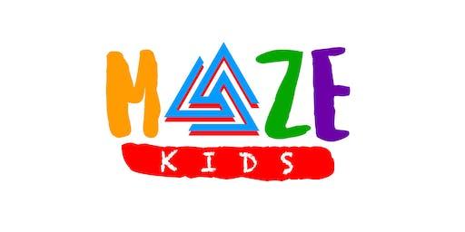 Maze Kids School's Out Days