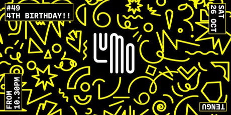 Lumo Club's 4th Birthday tickets