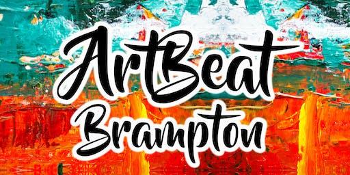 Art Beat in Downtown Brampton