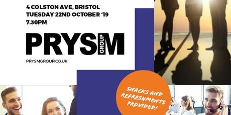 Prysm Media Group Careers Evening tickets