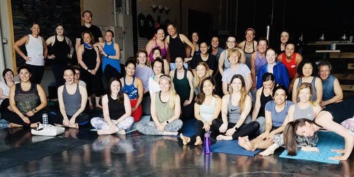 Yoga at Fort Orange Brewing- November 3