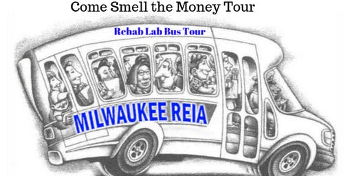 Rehab Lab Bus Tour: Come Smell the Money Tour