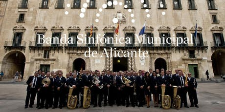 Banda Sinfónica Municipal  CONCIERTO DE NAVIDAD (CULTURA EN BARRIOS) entradas