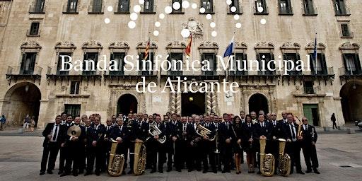 Banda Sinfónica Municipal  CONCIERTO DE NAVIDAD (CULTURA EN BARRIOS)
