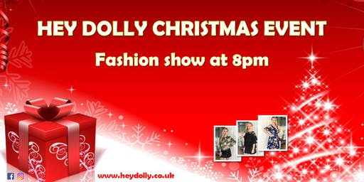 Hey Dolly Christmas Event