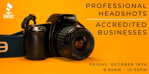 Headshots for Accredited Businesses
