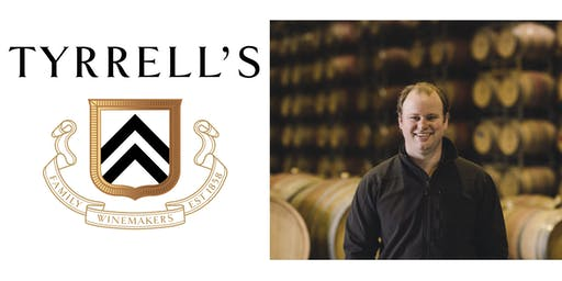 Tyrrell's Comes to Toronto - Winemaker's Dinner at George - Toronto