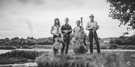 A Backstage Show with Foghorn Stringband tickets