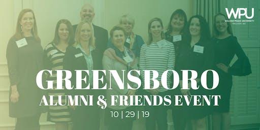 Greensboro WPU Alumni and Friends Event
