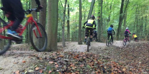 Firecrest MTB Young Rider Development Programme - Level1 - 29.10.19