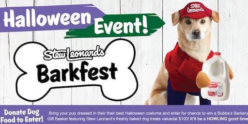 Stew Leonard's Barkfest