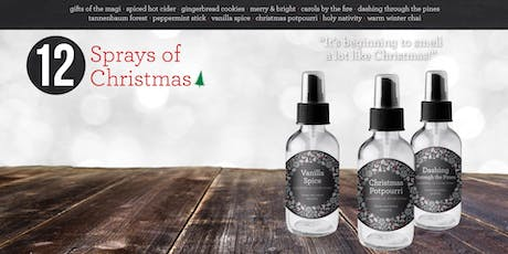 12 Sprays of Christmas Make & Take Workshop tickets