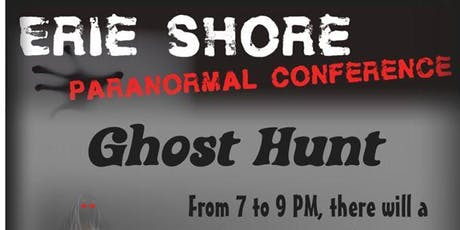Palace Theater Ghost Hunt tickets