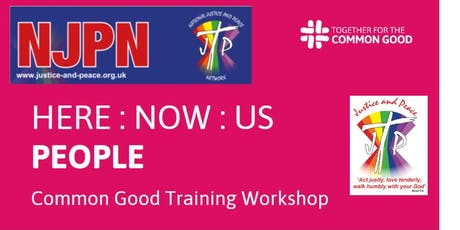 NJPN Networking Meeting - Here: Now: Us - Common Good Training Workshop tickets