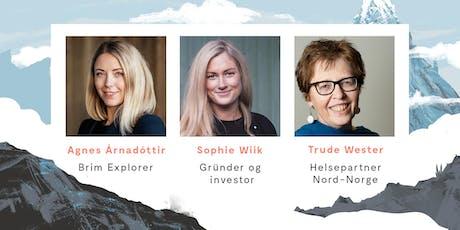 Argentum inviterer: Hvordan får vi flere kvinnelige investorer og gründere? tickets