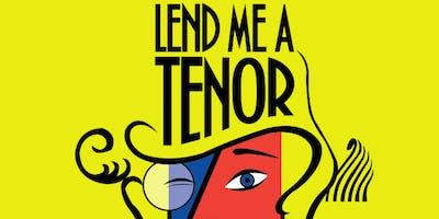 Lend Me A Tenor Dinner Theater
