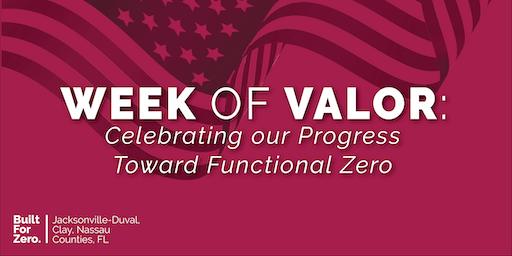 Week of Valor: Built for Zero Northeast Florida