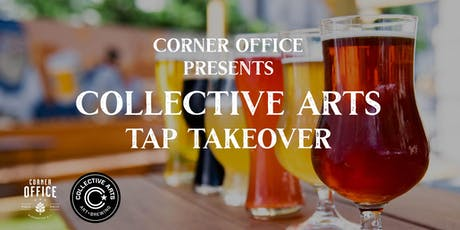 Corner Office presents Collective Arts Tap Takeover tickets