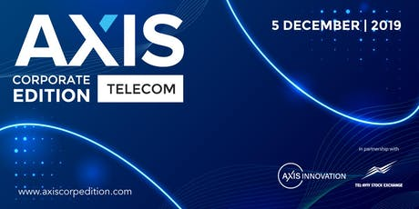 Axis Corporate Edition: Telecom tickets
