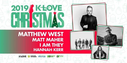 K-LOVE Christmas Tour - FOOD FOR THE HUNGRY VOLUNTEER - McDonough, GA