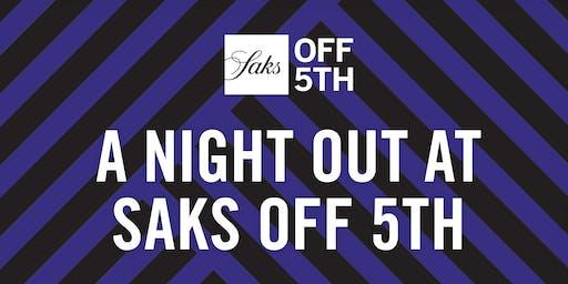 A Night Out at Saks OFF 5TH - Niagara