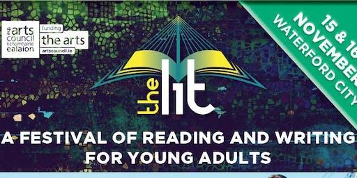 The LIT Presents - Workshop with Megan Nolan (14-19) Yrs