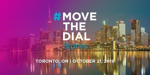 #movethedial Stories Toronto