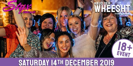 HYW 18+ Silent Disco Christmas Party at Styx Kirkcaldy tickets