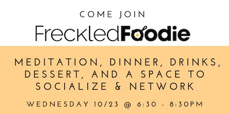 Freckled Foodie DC Event tickets