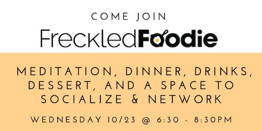 Freckled Foodie DC Event