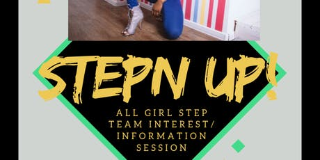 Step Team Information Session tickets