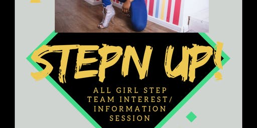 Step Team Information Session