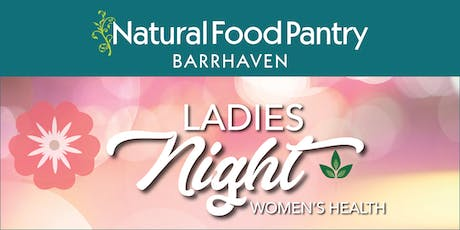 NFP LADIES NIGHT!!! tickets