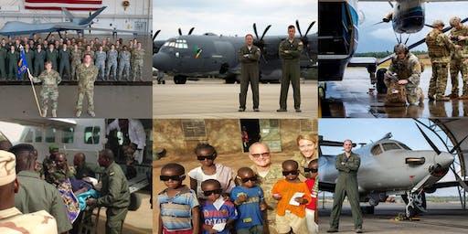 AFSOC/AFRC Staff to Staff Talks--Support Staff