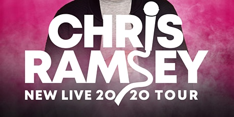 Chris Ramsey - New Live 2020 Tour - Coventry! tickets
