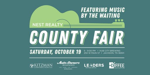 2019 Nest Realty Jackson County Fair