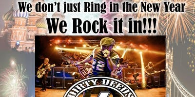 Rocking New Years Eve with Dirty Deeds