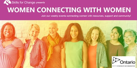 Support group for women (Creative self-care included) tickets