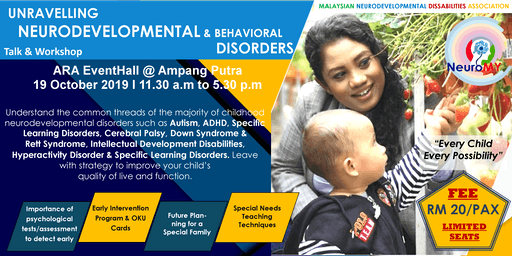 UNRAVELLING NEURODEVELOPMENTAL AND BEHAVIORAL DISORDERS