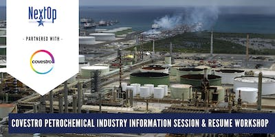 Covestro Petrochemical Industry Informational Session and Resume Workshop